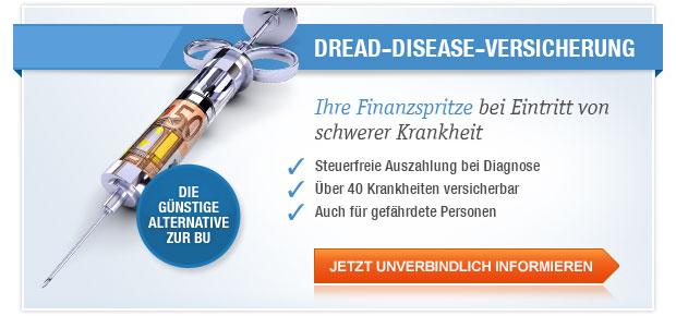 Dread-Disease-Versicherung